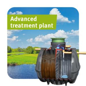Graf Advanced Sewage Treatment Plant