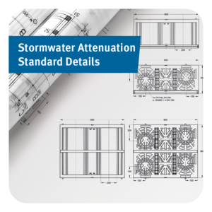 Graf Stormwater Attenuation Tank Standard Detail Drawings