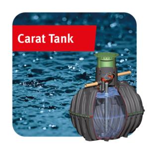 Carat Rainwater Harvesting Tank