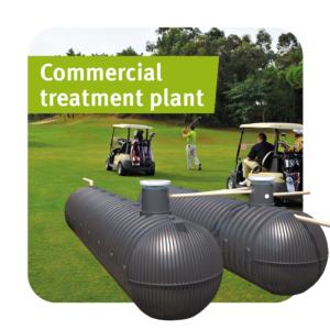 Graf Commercial Sewage Treatment Plant
