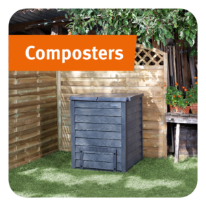 Garantia Thermo Wood Composter