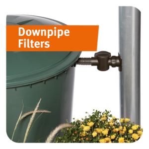 Garantia Speedy Downpipe Filter