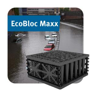 EcoBloc Maxx Stormwater Attenuation Crate
