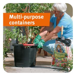 Garantia Multi-Purpose Containers