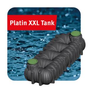 Platin XXL Rainwater Harvesting Tank