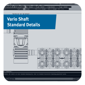 Vario Shaft Standard Detail Drawings