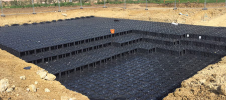 How to size a stormwater attenuation tank